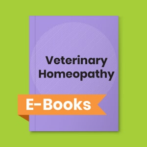 learn about treatment of pets animals with homeopathy