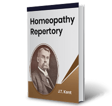 Homeopathy Repertory by J.T. Kent Book