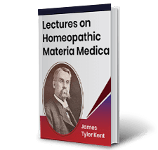 Lectures on Homeopathic Materia Medica by James Tyler Kent Book