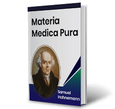 Materia Medica Pura by Samuel Hahnemann Book