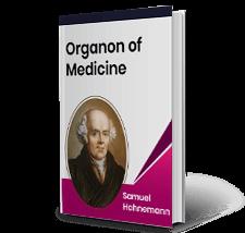 Organon of Medicine by Samuel Hahnemann Book