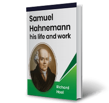 Samuel Hahnemann his life and work by Richard Haehl Book