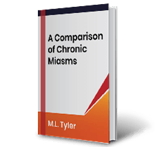 A Comparison of Chronic Miasms by M.L. Tyler