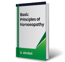 Basic Principles of Homoeopathy by A. Almfelt Book