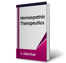 Homeopathic Therapeutics by S. Lilienthal