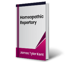 Homeopathy Repertory James Tyler Kent Book