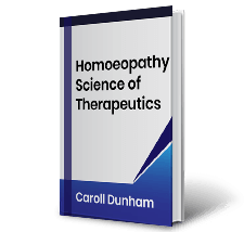 Homoeopathy Science of Therapeutics by Caroll Dunham Book