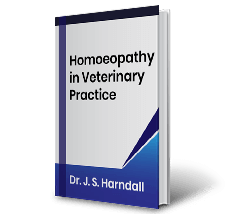 Homoeopathy in Veterinary Practice by Dr. J.S.Harndall