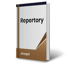 Josephs Repertory Book