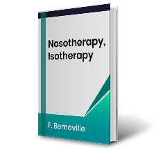 Nosotherapy, Isotherapy by F. Bernoville Book