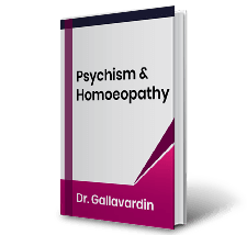 Psychism and Homoeopathy by Dr. Gallavardin