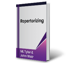 Repertorizing by ML Tyler & John Weir Book