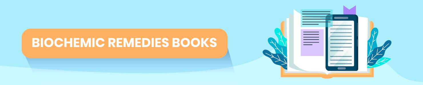 Biochemic remedies books
