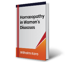 Homeopathy in Women's Diseases