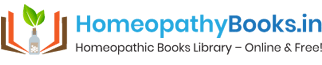 HomeopathyBooks.in